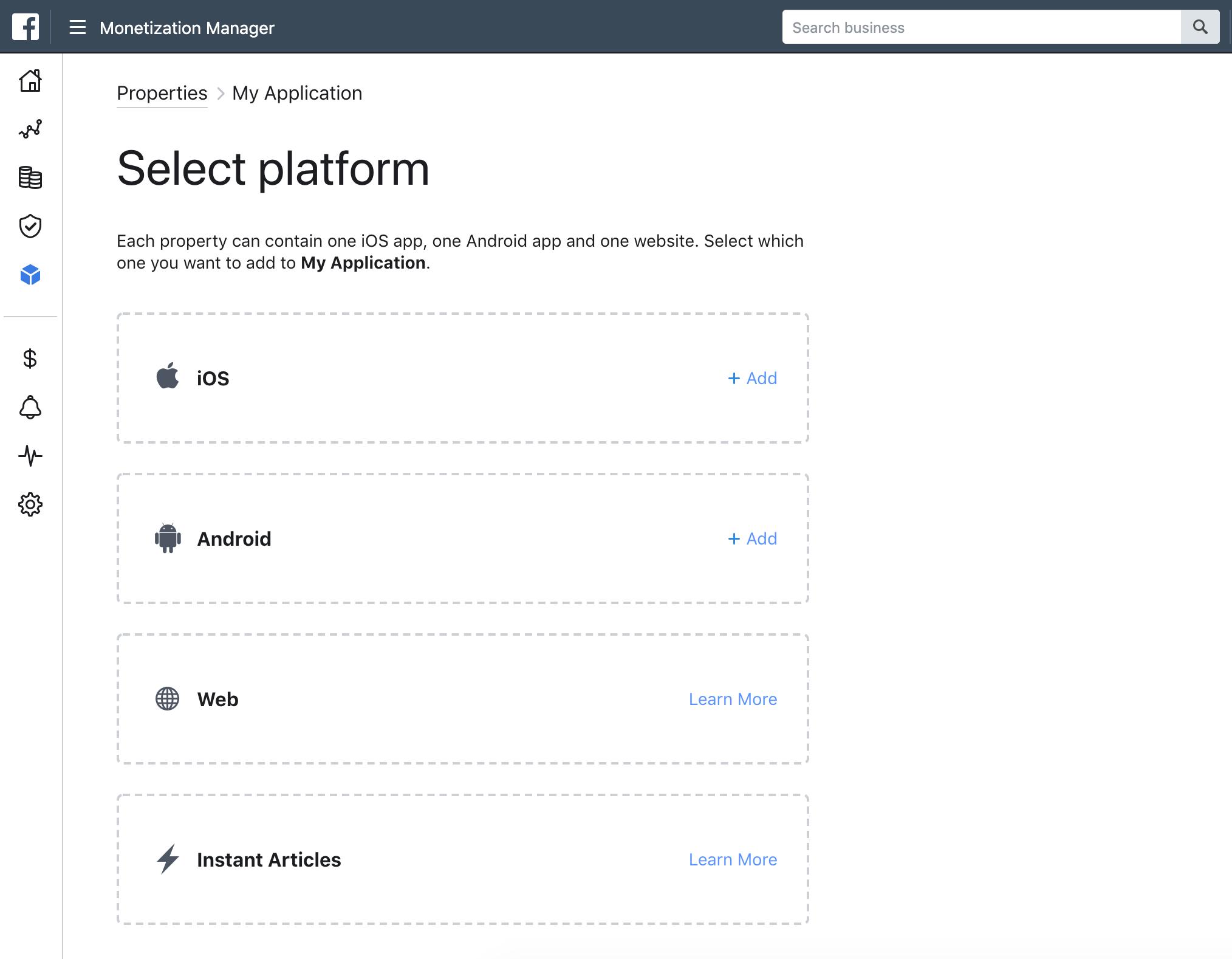, 如何使用Admob mediation中介关联Facebook audience network
