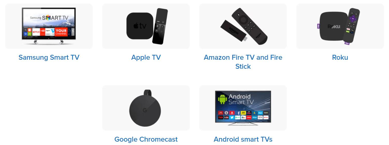 , 在智能电视上使用VPN翻墙小技巧