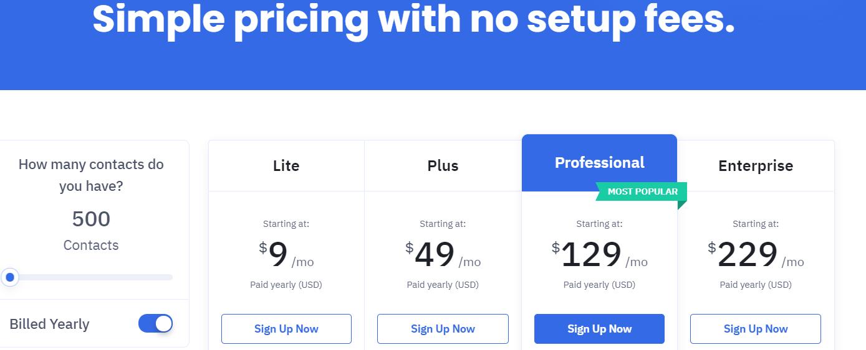 , ActiveCampaign价格怎么样,便宜吗