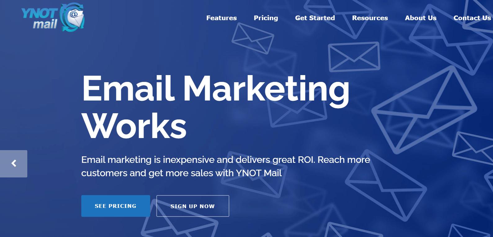 , ynotmail-成人邮件营销服务商